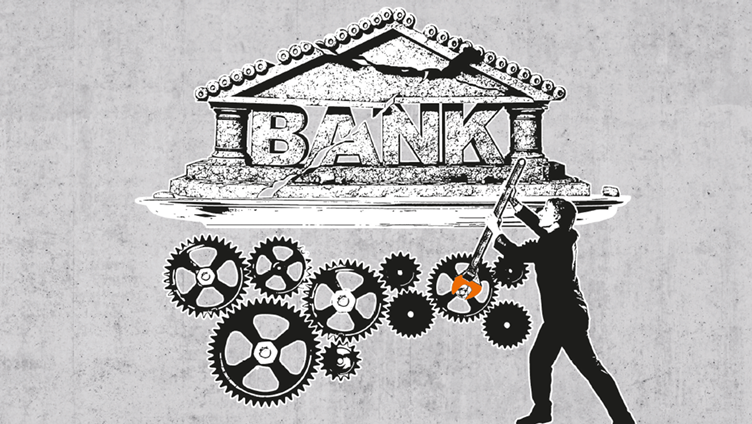 Banking is Necessary, Banks are Not? Redefine Your Operating Model in Time!