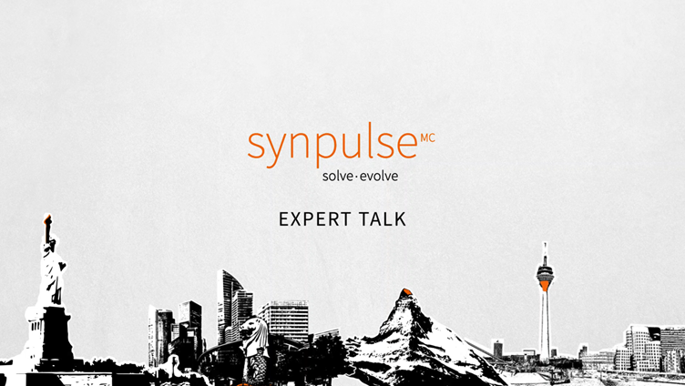 Synpulse Expert Talk «Billte – Sending and Managing Invoices With One Single Connection»