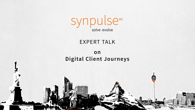Expert Talk «Why Digital Client Journeys Are Complementary to Inclusive Wealth Management»