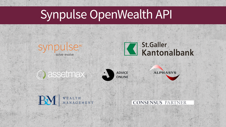 Synpulse and St.Galler Kantonalbank Join Forces with a Community of WealthTech Companies