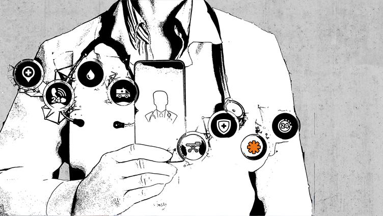 Wie weit ist die Digitalisierung der Schweizer Spitäler und wie steht es um das Elektronische Patientendossier (EPD)?