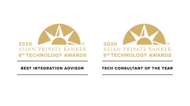 Synpulse receives «Best Integration Advisor» and «Tech Consultant of the Year» accolades at the Asian Private Banker's 6th Technology Awards