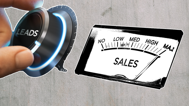 How to Convert your Leads into Sales more Efficiently